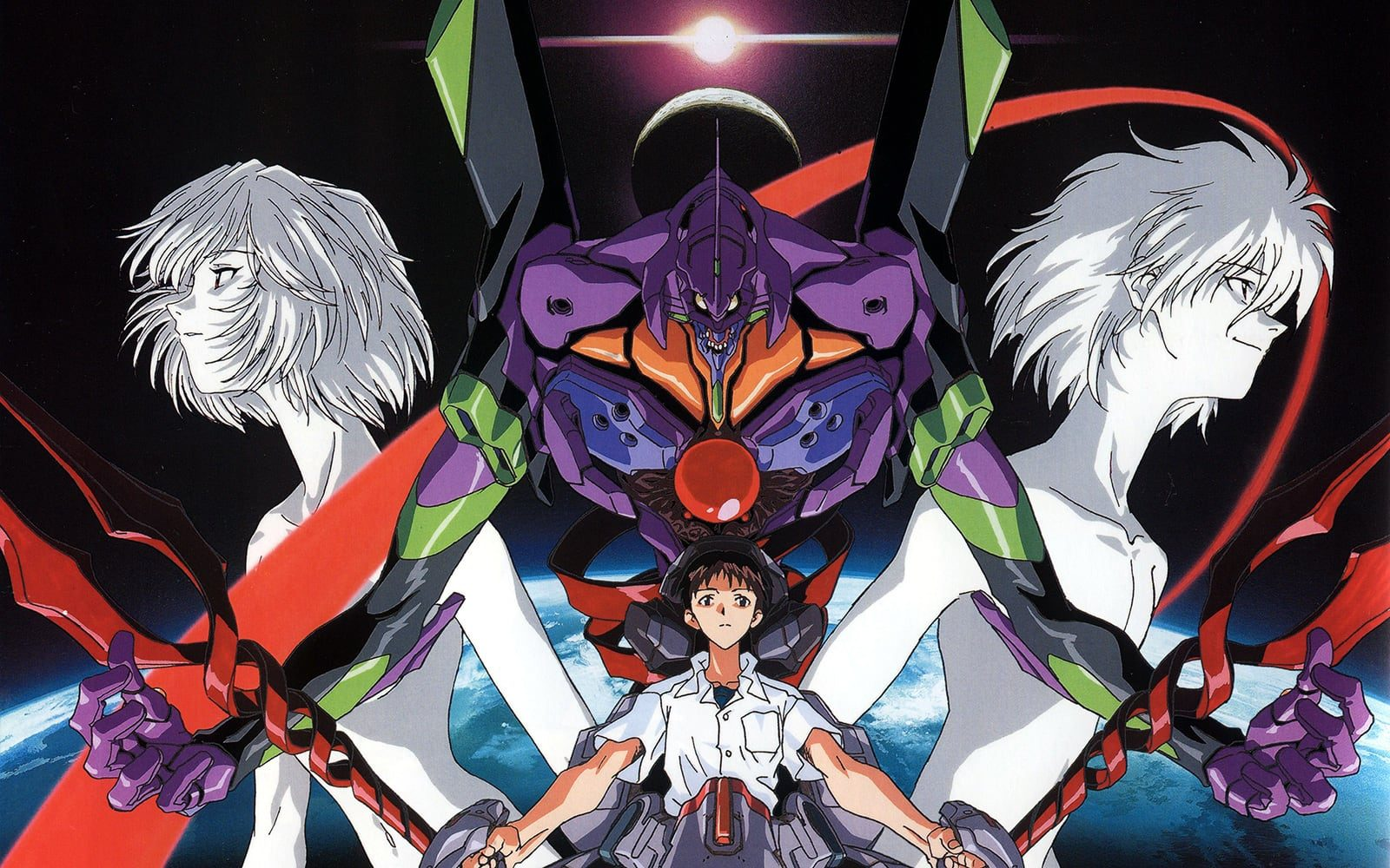 A Deep Dive Into Hideaki Anno S Mind Blowing Groundbreaking Neon Genesis Evangelion Opus Deviantart is the world's largest online social community for artists and art enthusiasts, allowing. neon genesis evangelion