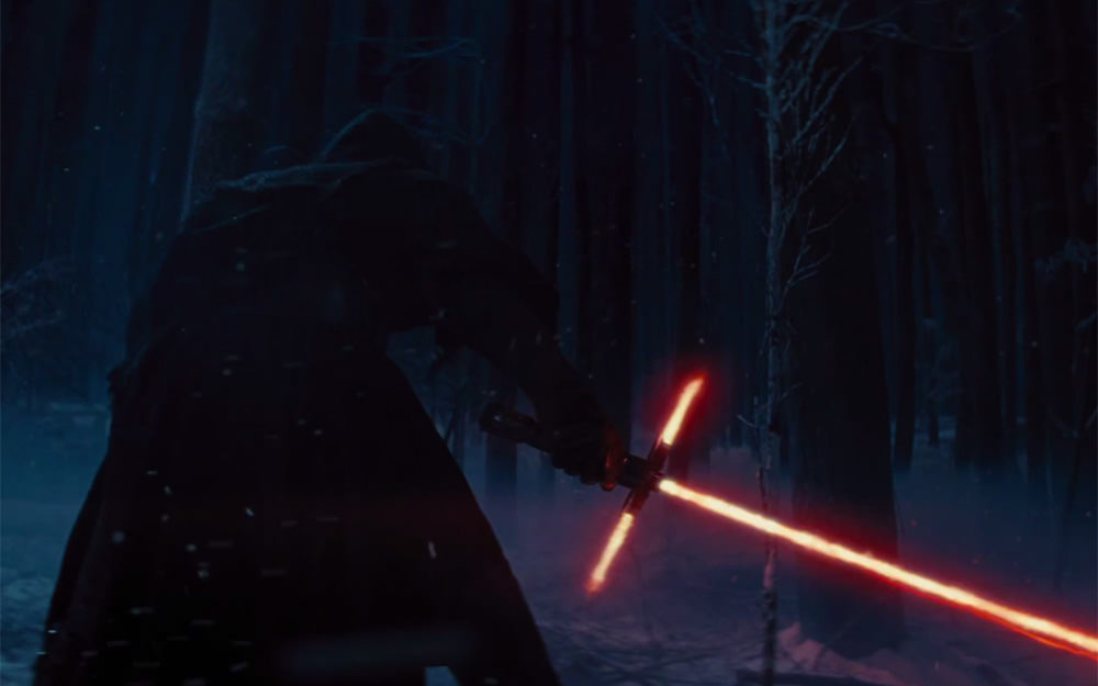 Star Wars, Episode 7 Lightsaber