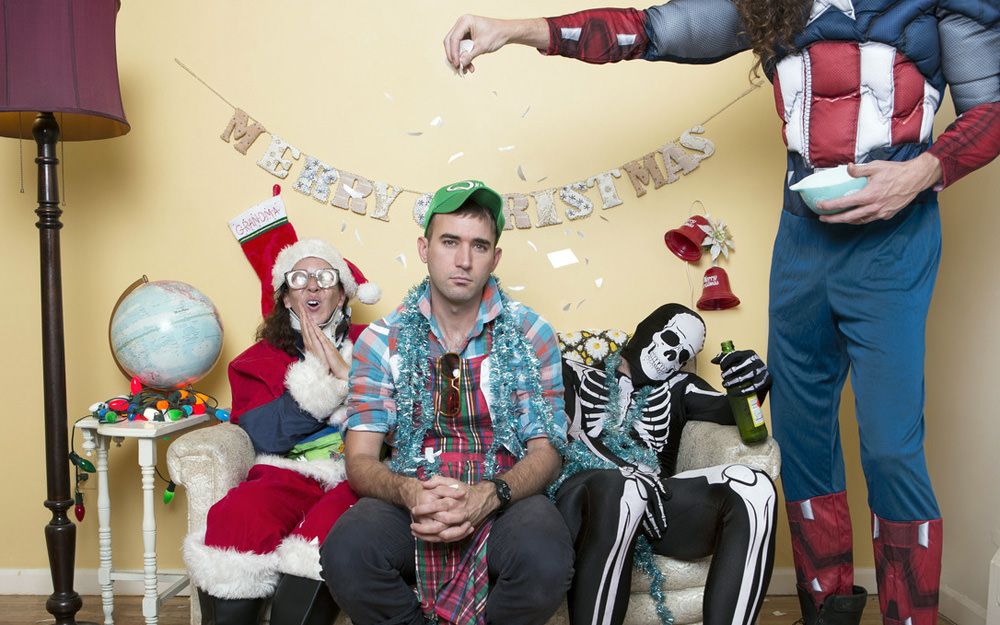 It's Going to Be a Very Sufjan-Y Christmas This Year - Opus