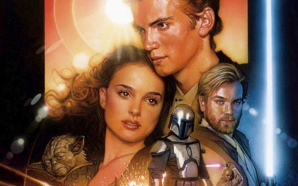 Attack of the Clones - George Lucas