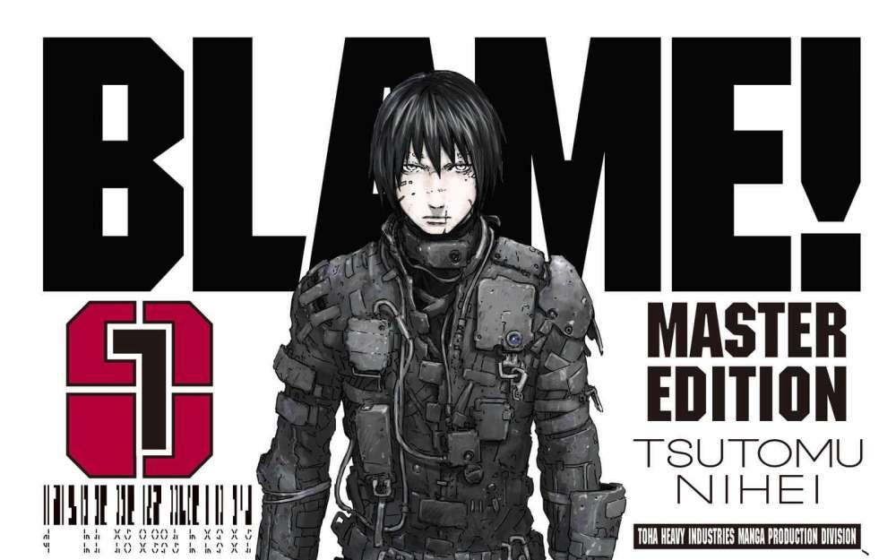 Blame, Vol 1 - Tsutomu Nihei