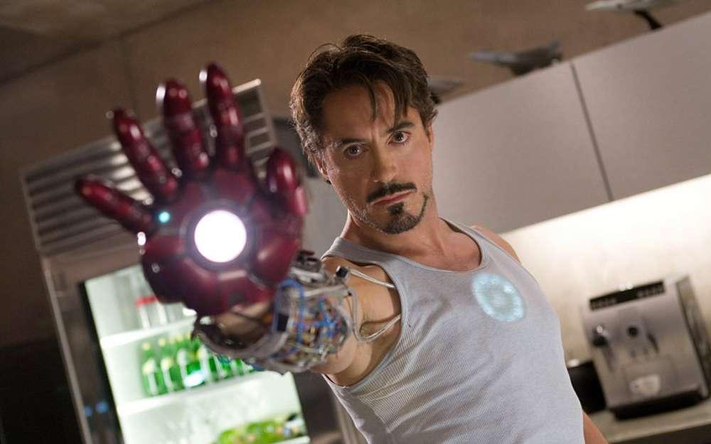 Iron Man, Jon Favreau