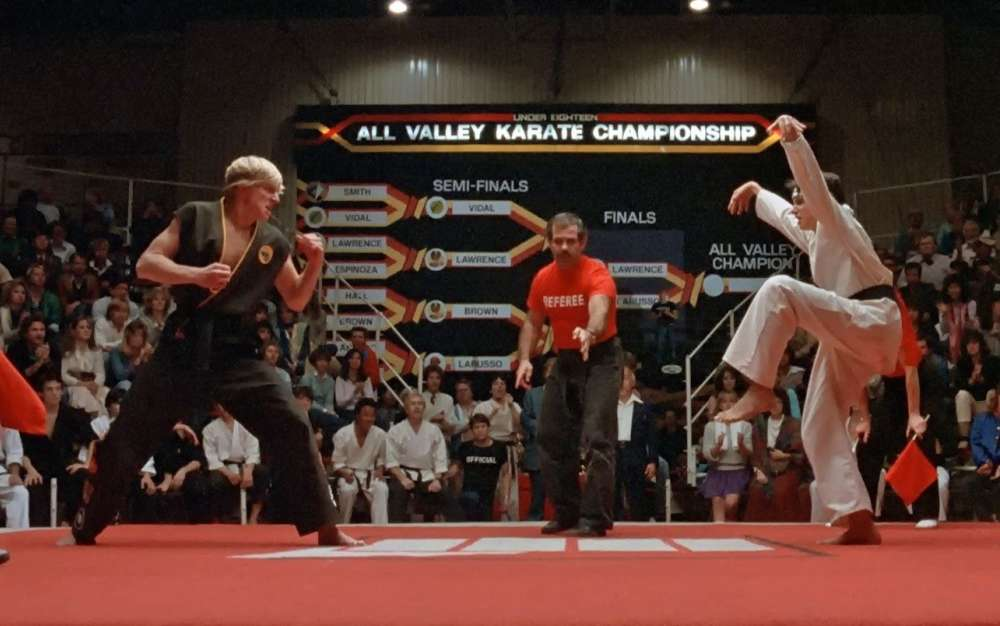 The Karate Kid - John G. Avildsen