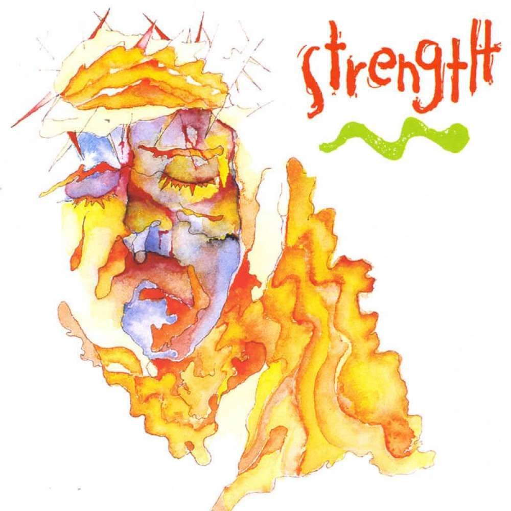 Strength - The Violet Burning