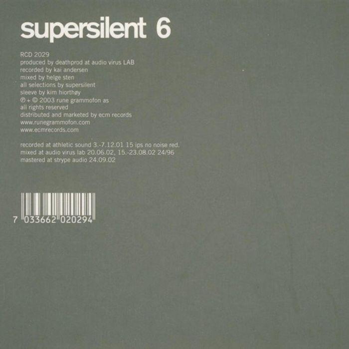 6, Supersilent