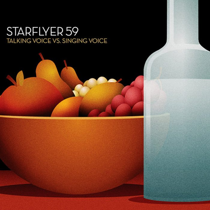 Talking Voice vs. Singing Voice - Starflyer 59