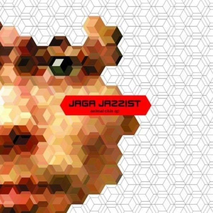 Animal Chin EP - Jaga Jazzist