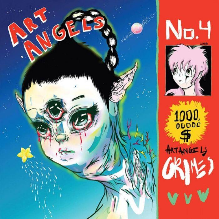 Art Angels Grimes