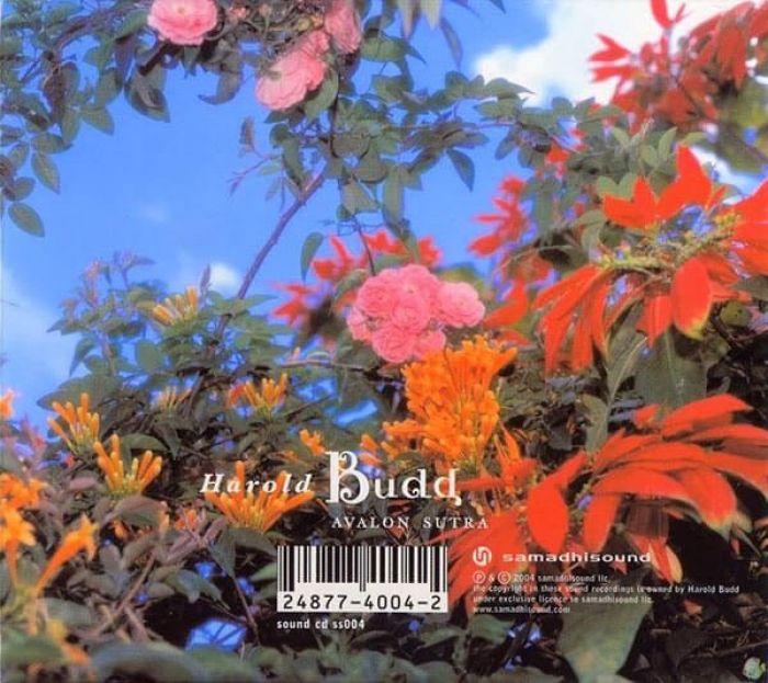 Avalon Sutra - Harold Budd