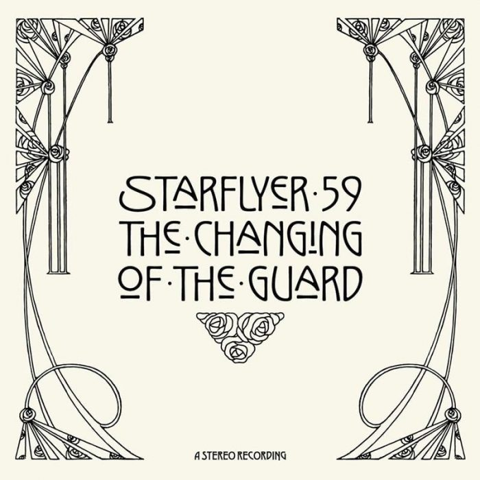 The Changing of the Guard - Starflyer 59