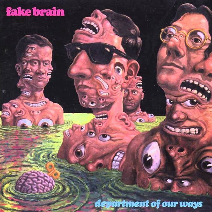 Department of Our Ways - Fake Brain