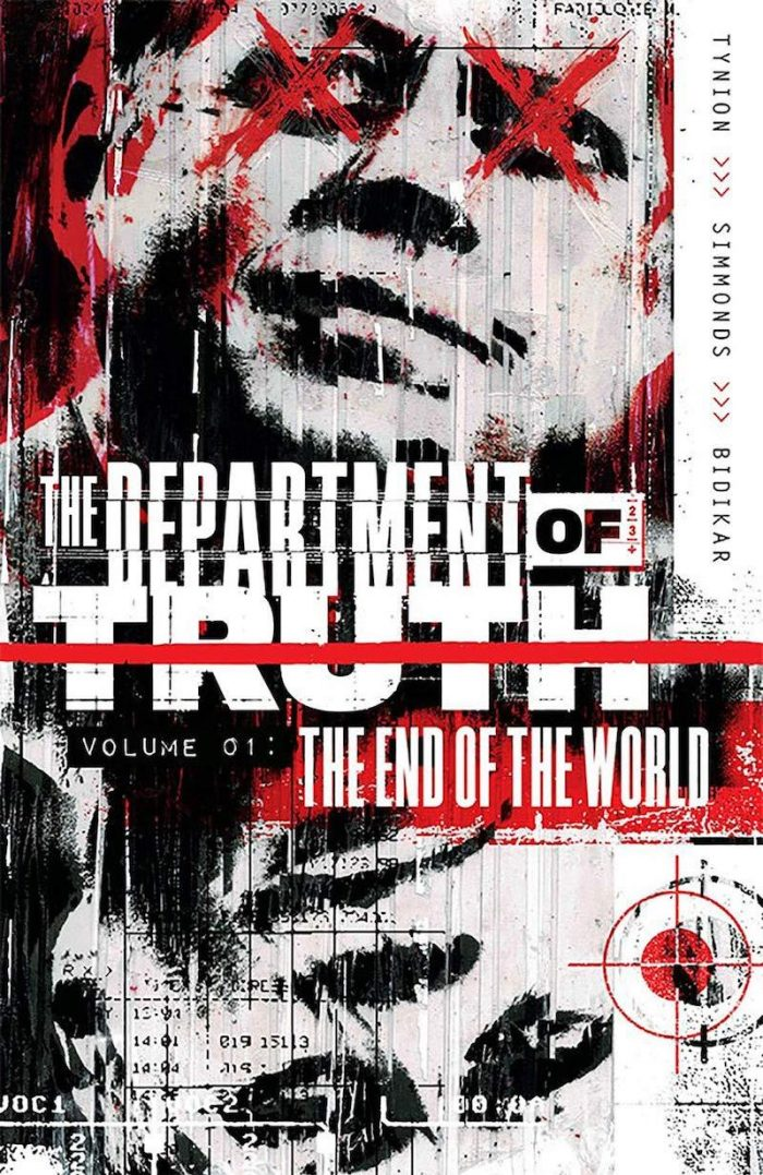 The Department of Truth, Volume 1 - Image Comics