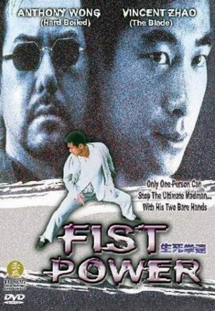 Fist Power - Aman Chang