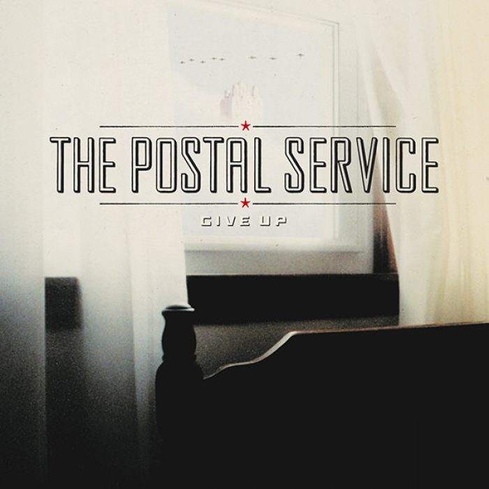 Give Up, The Postal Service
