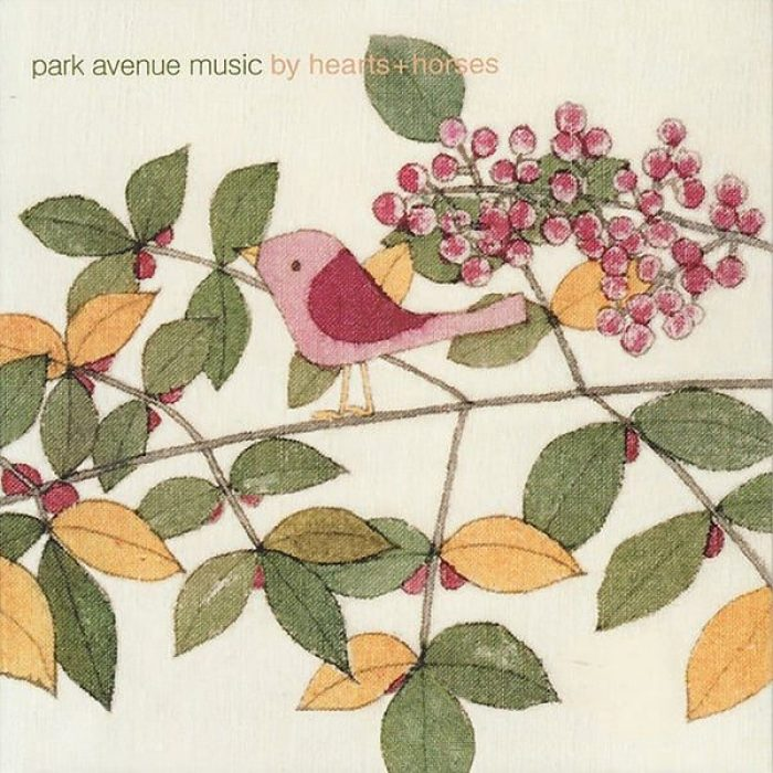 By Hearts+Horses, Park Avenue Music
