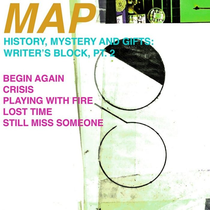 History, Mystery, and Gifts - Map