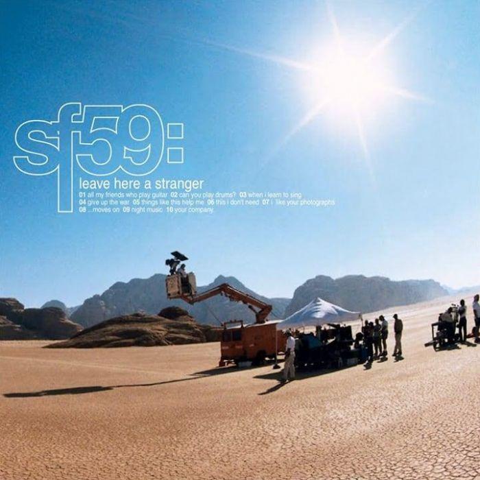 Leave Here a Stranger - Starflyer 59