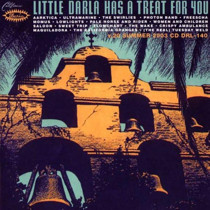 Little Darla Has A Treat For You, Volume 20 - Various Artists