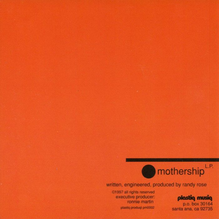 L.P. - Mothership