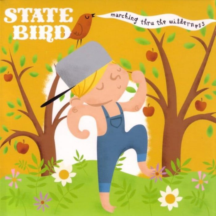 Marching Thru the Wilderness - State Bird