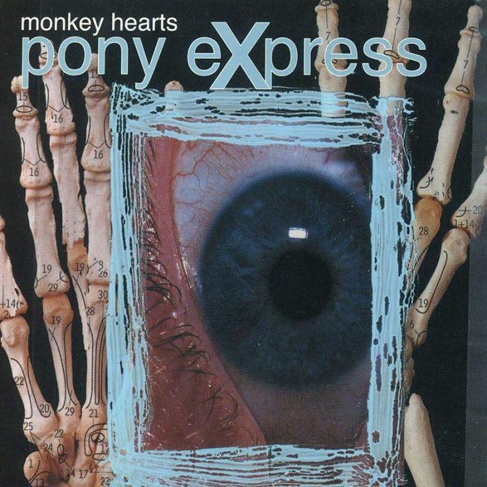 Monkey Hearts - Pony Express