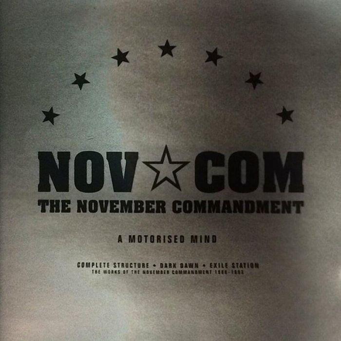 A Motorised Mind - The November Commandment