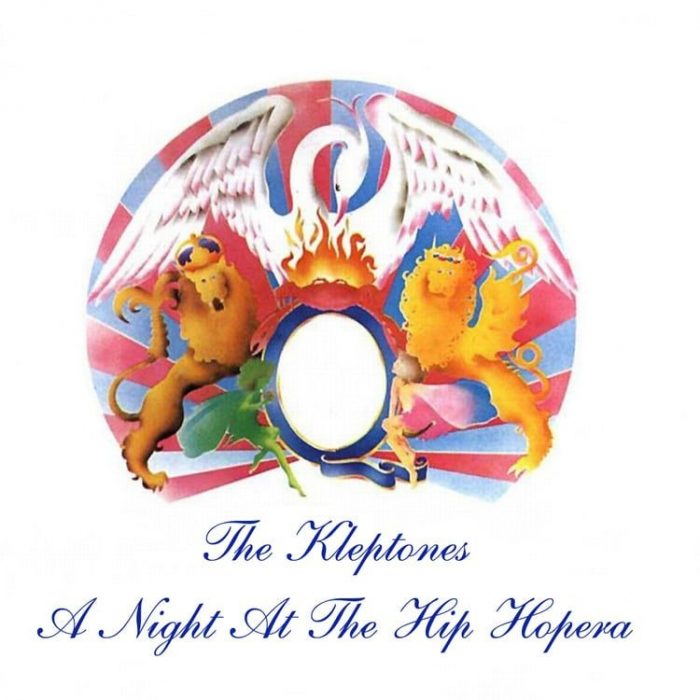 A Night at the Hip-Hopera - The Kleptones