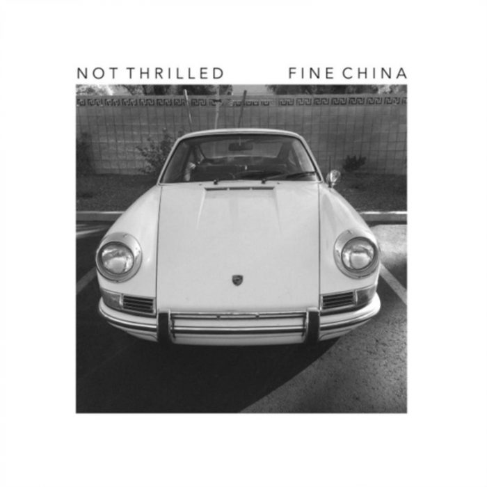 Not Thrilled - Fine China