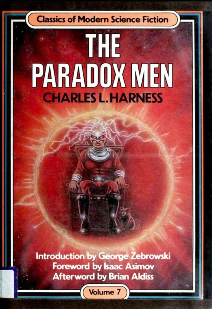 The Paradox Men - Charles L. Harness