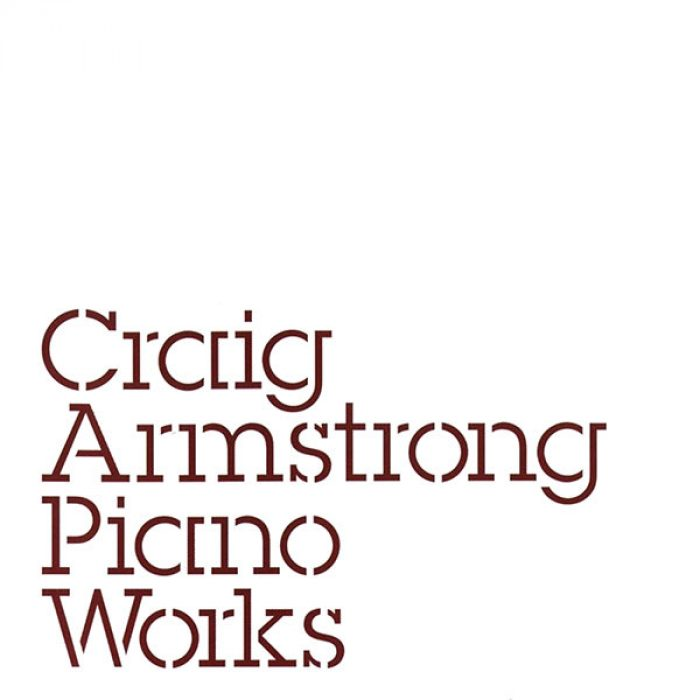 Piano Works, Craig Armstrong