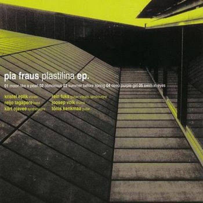 Plastilina EP - Pia Fraus