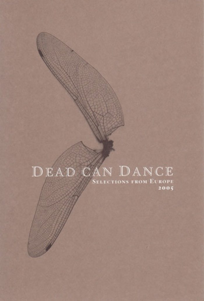 Selections From Europe 2005 - Dead Can Dance