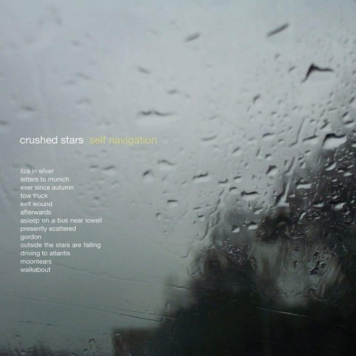 Self-Navigation - Crushed Stars