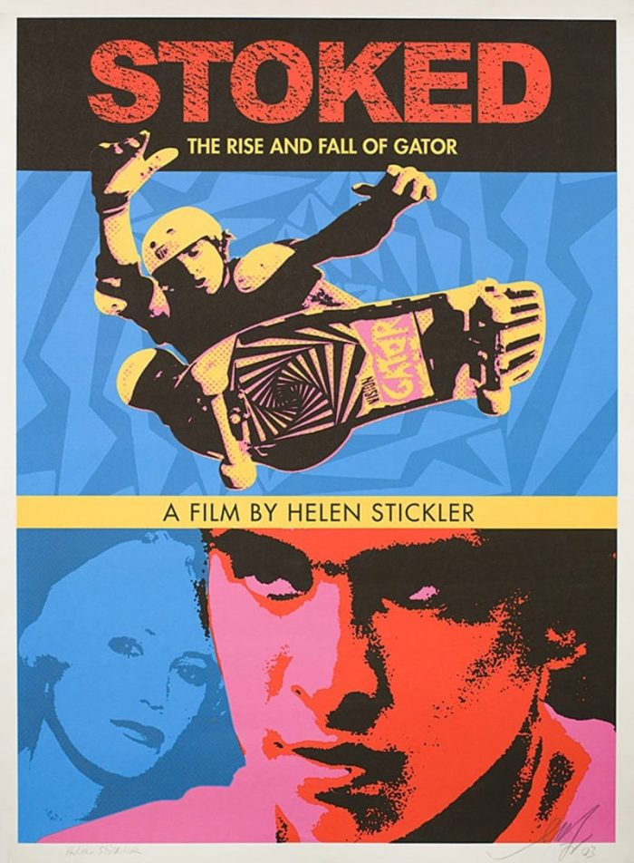Stoked: The Rise and Fall of Gator - Helen Stickler