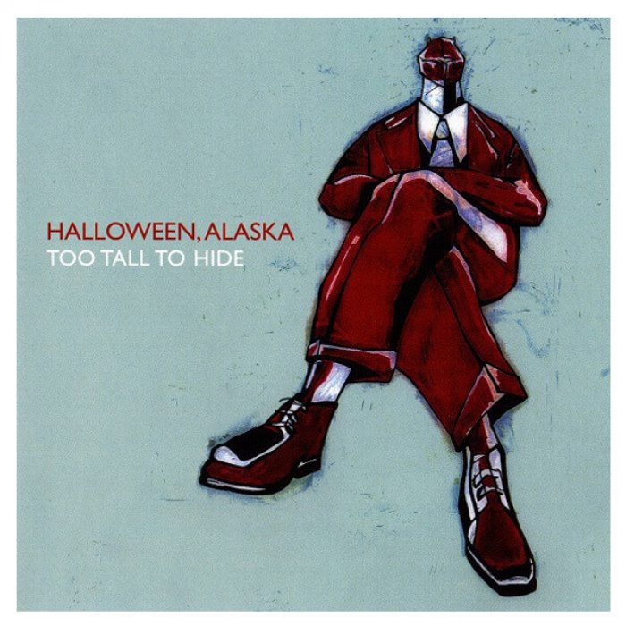 Too Tall To Hide - Halloween Alaska