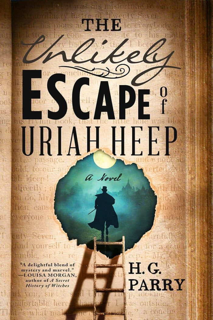 The Unlikely Escape of Uriah Heep - H. G. Parry