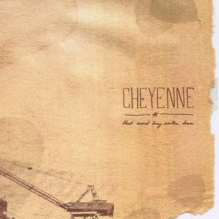 You Talk Like You've Seen A Ghost - Cheyenne