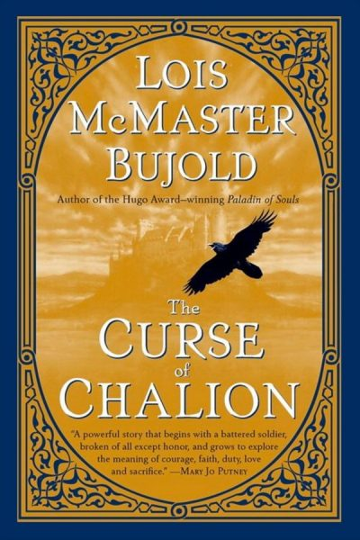 The Curse of Chalion, Lois Bujold