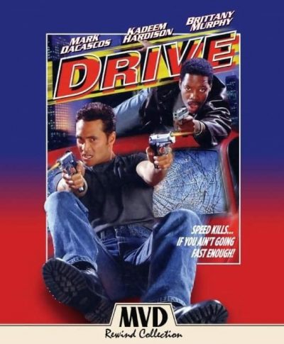 Mark Dacascos' Drive Is Getting the 4K Blu-ray Treatment