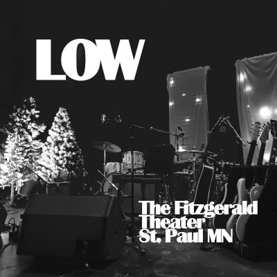 Low, Live at The Fitzgerald Theater (12/13/2019)