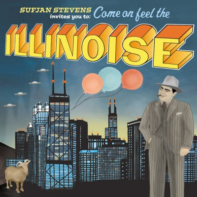 Preorder Sufjan Stevens' Illinois Now