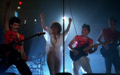 If a Movie Entertains Us, Then It's Good (Especially If It Features a Ninja-Fighting Rock Band)