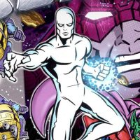 The Silver Surfer Cartoon Brought Cosmic Weirdness to '90s Saturday Mornings