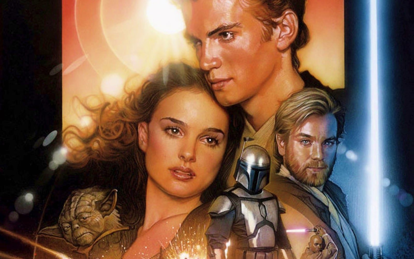 Attack of the Clones - George Lucas