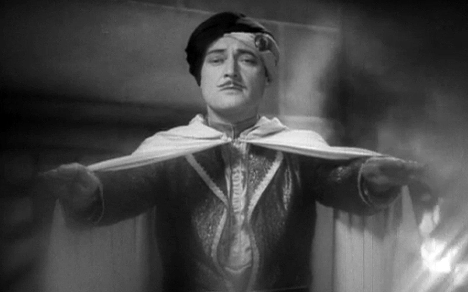 Chandu the Magician - William Cameron Menzies, Marcel Varnel