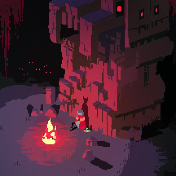 Hyper Light Drifter, Disasterpeace