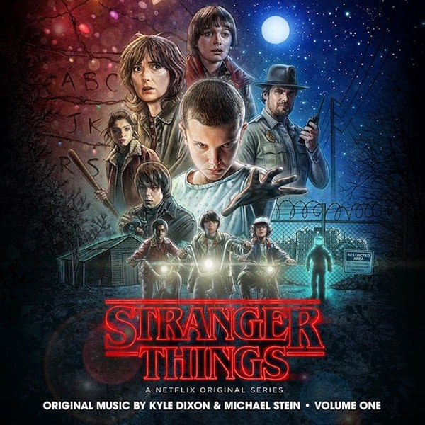Stranger Things Vol 1, Kyle Dixon, Michael Stein