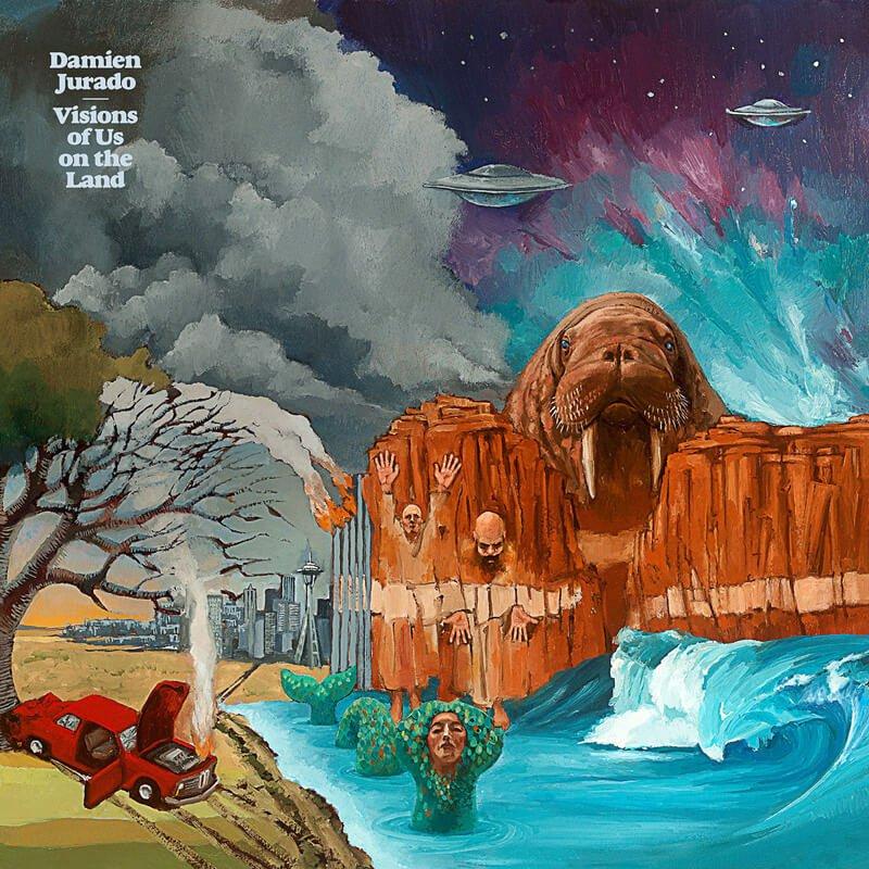 Visions of Us on the Land - Damien Jurado