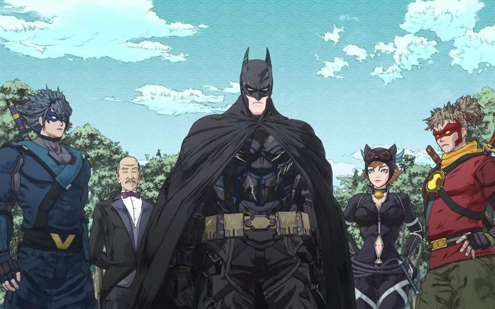 Batman Ninja - Junpei Mizusaki