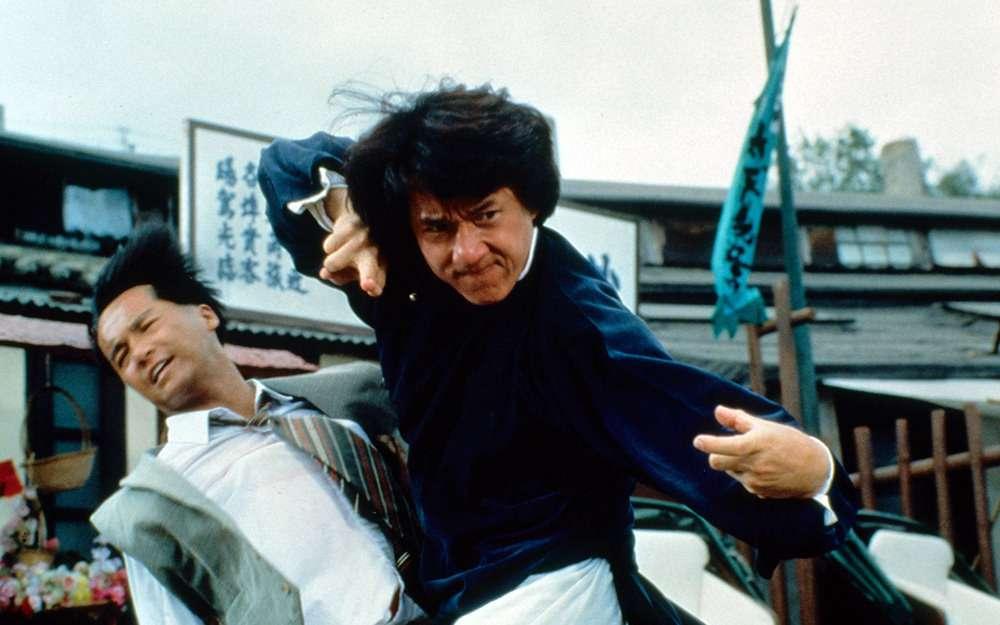 Drunken Master 2 - Jackie Chan